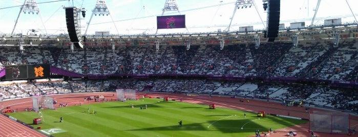 Londra Stadyumu is one of 2 do list # 2.