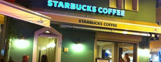 Starbucks is one of Guide to İstanbul's best spots.