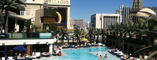 Boulevard Pool is one of Vegas.