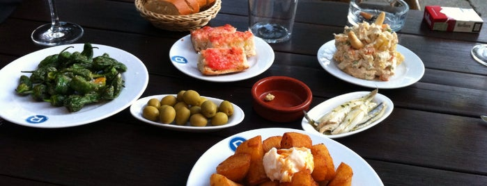 Bar Raval is one of Spanish Food in Berlin.