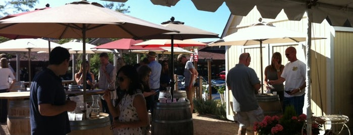Delille Cellars Tasting Room is one of Woodinville Wineries.