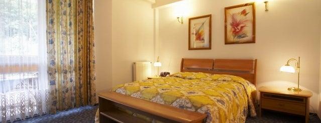 Murat Hotel Reda is one of Noclegi i SPA #4sqcities.