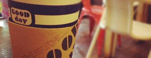 Good Day Coffee Cafe' @ Ekkamai is one of Bakery.