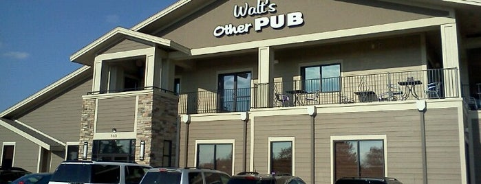 Walt's Other Pub is one of Places in Lafayette.