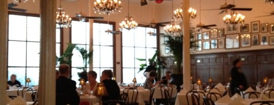 Arnaud's Restaurant is one of What we love about New Orleans.