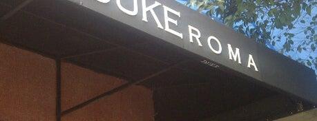 Düke is one of Los 57 Mejores Restaurantes del DF.