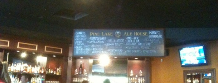 Pine Lake Ale House is one of French dips.