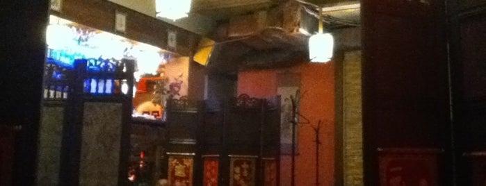 Китайский дворик is one of Chinese restaurants in Moscow.