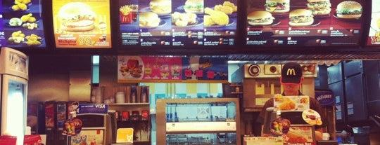 McDonald's & McCafé is one of ?8.