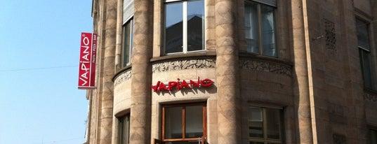 Vapiano is one of Karlsruher Treffpunkte.