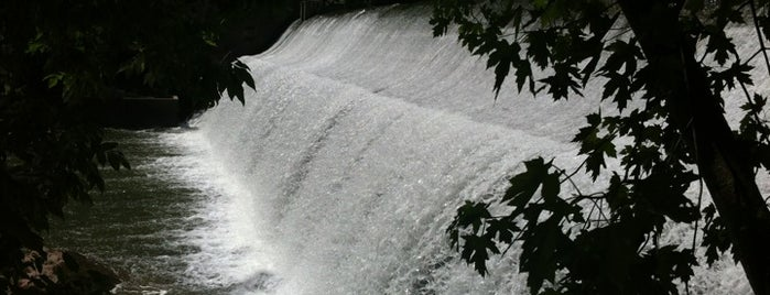 Bloede Dam is one of The Great Outdoors.