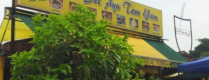Sri Ayu Seafood is one of 1. Selangor Darul Ehsan.
