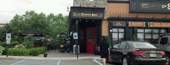 The Shannon Rose Irish Pub is one of Must try eats.
