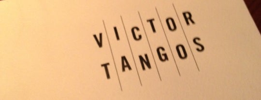 Victor Tangos is one of Dallas Foodie.