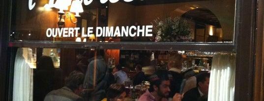 Le Relais de L'Entrecôte is one of Geneva, Peace Capital of the World #4sqCities.