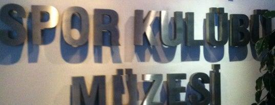 Fenerbahçe Spor Kulübü Müzesi is one of Aytaç.