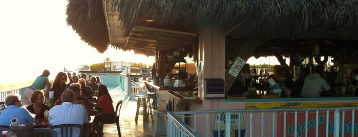 Chiki Tiki Bar and Grille at Burdines Waterfront is one of USA Key West.