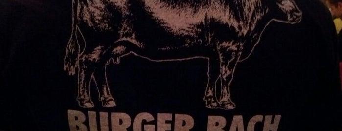 Burger Bach is one of RVA Best Food Spots.