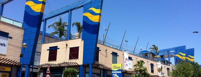 C.C. La Marina is one of Beniyork.