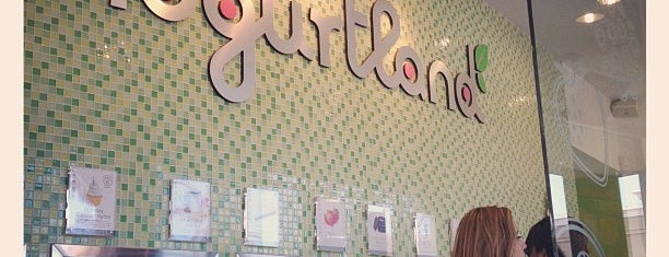 Yogurtland is one of Best restaurants.