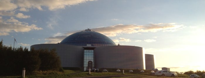 Perlan - The Pearl is one of Iceland Grand Tour.