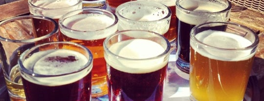 Half Moon Bay Brewing Company is one of Beer tours.