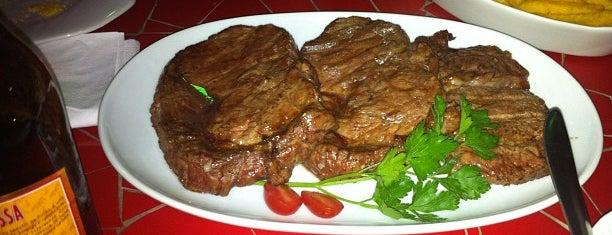 Confraria do Churrasco is one of Restaurantes.
