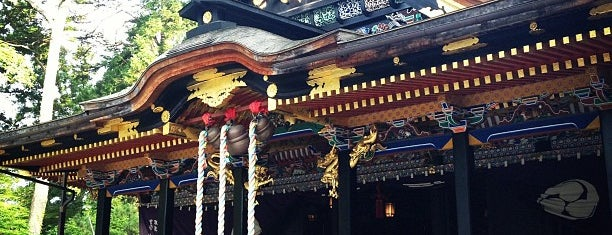 Oosaki Hachimangu Shrine is one of メンバー.