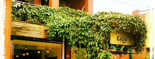 Ekoa Café is one of São Paulo Vegan!.