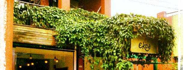 Ekoa Café is one of mada.