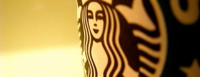 Starbucks is one of Coffee Break.