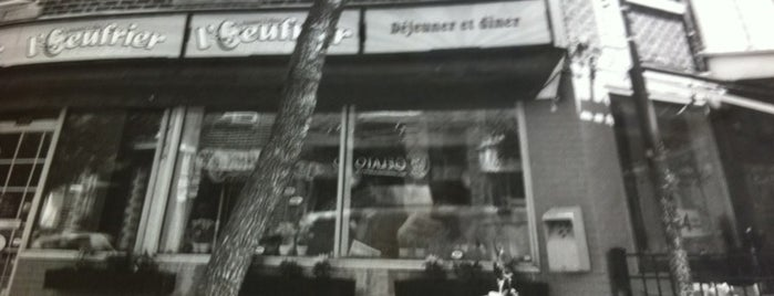 L'Oeufrier is one of The 15 Best Places for Milkshakes in Montreal.
