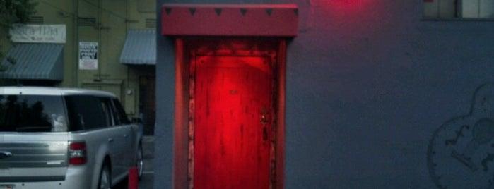 The Red Door is one of LA.