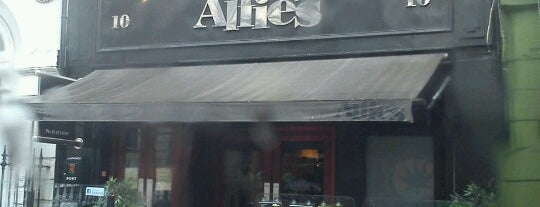 Alfies is one of Dublin.