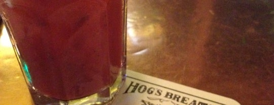Hogs Breath Saloon is one of Florida.