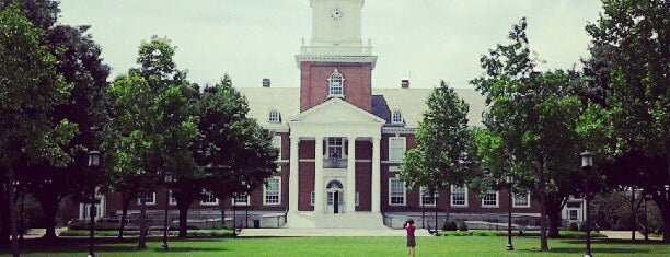 Colleges and Universities in Maryland