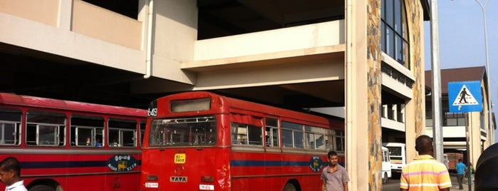 Galle Bus Station is one of On The Way.