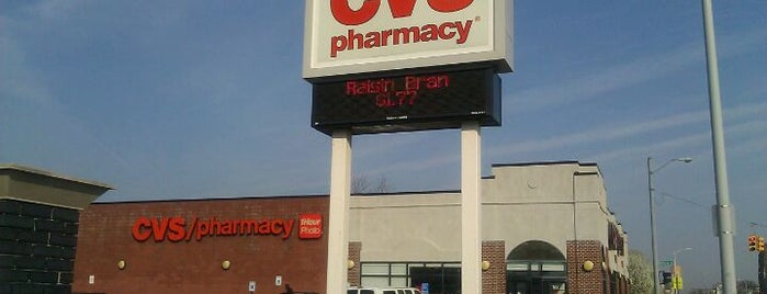CVS/pharmacy is one of Top picks for Drugstores or Pharmacies.