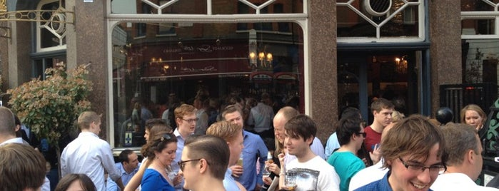 Crown & Sceptre is one of Soho Pubs & Bars.