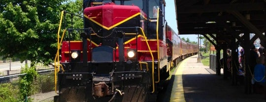 Cape Cod Central Railroad is one of Restaurants visited.