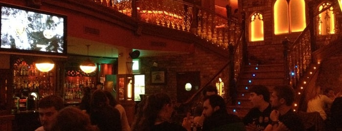 The George Payne is one of Best irish pubs in Barcelona.