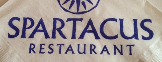 Spartacus Restaurant & Catering is one of Free stuff.