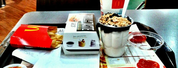 McDonald's is one of All-time favorites in Malaysia.
