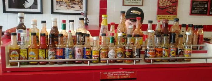 Firehouse Subs is one of How The West Was Won.