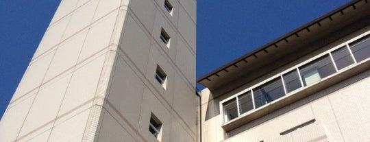 スカイワードあさひ is one of Observation Towers @ Japan.
