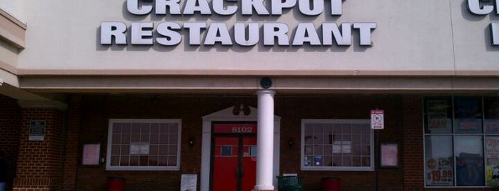 Crackpot Seafood Restaurant is one of Foodie.