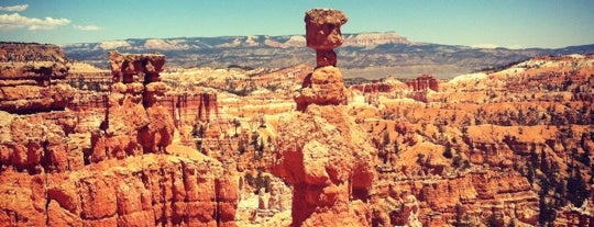 Bryce Canyon National Park is one of National Parks.