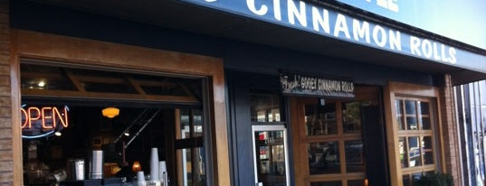Grounds for Coffee is one of The 15 Best Places for Cinnamon Rolls in Vancouver.