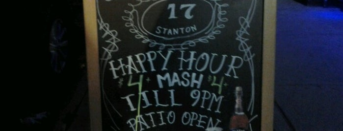 Stanton Public is one of 200+ Bars to Visit in New York City.