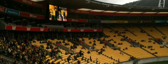 Westpac Stadium is one of The coolest little capital in the world.
